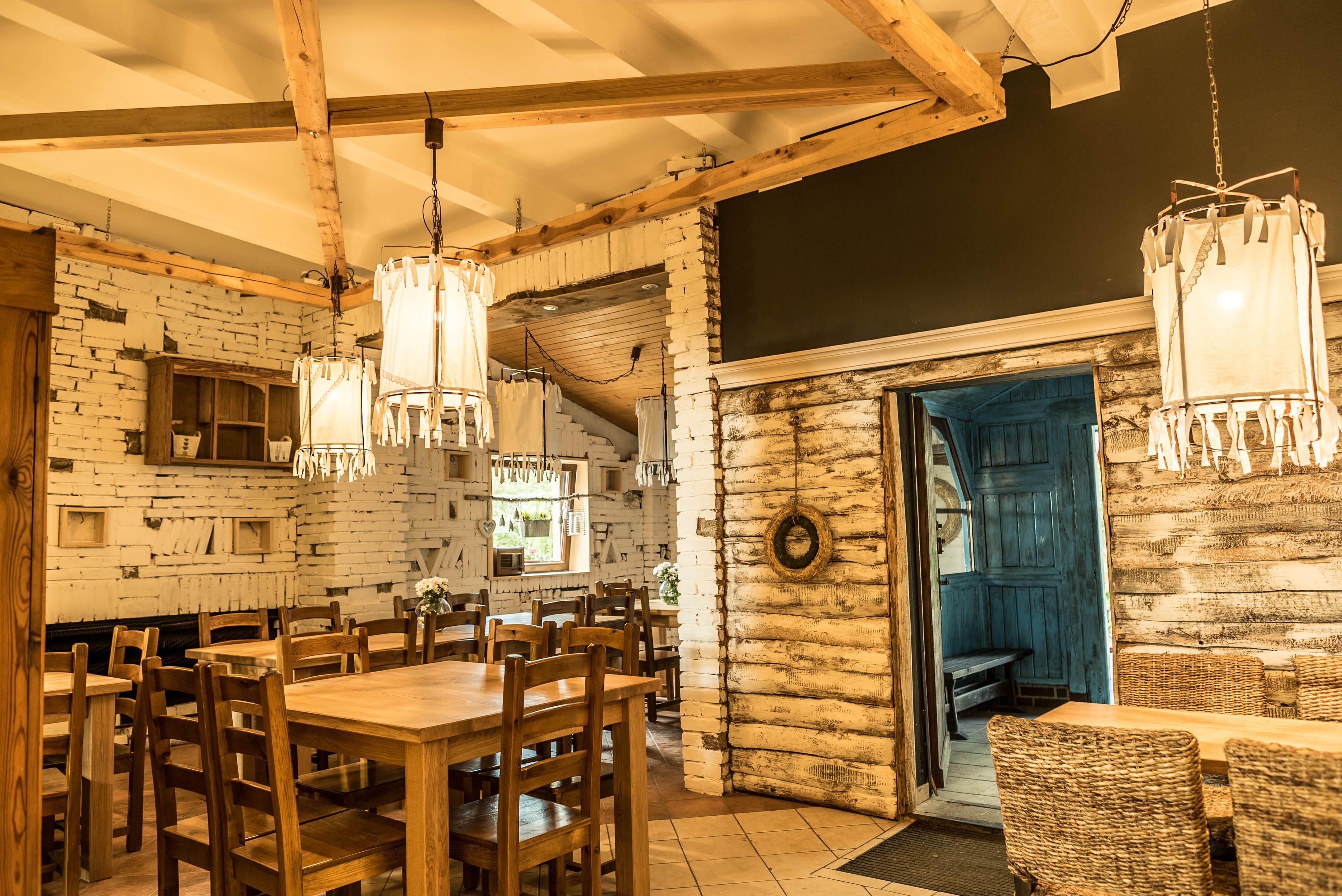 projekty wnętrza restauracji